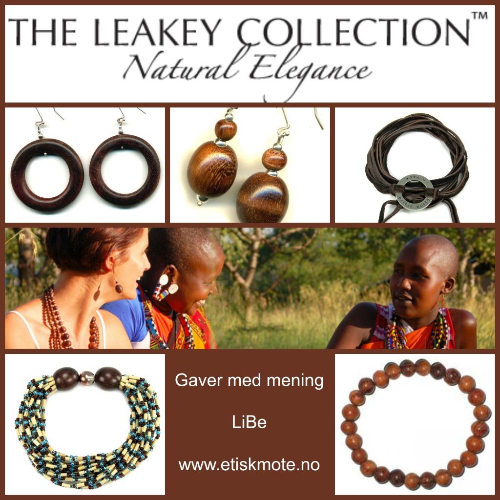 Du finner de fine smykkene i nettbutikken www.etiskmote.no